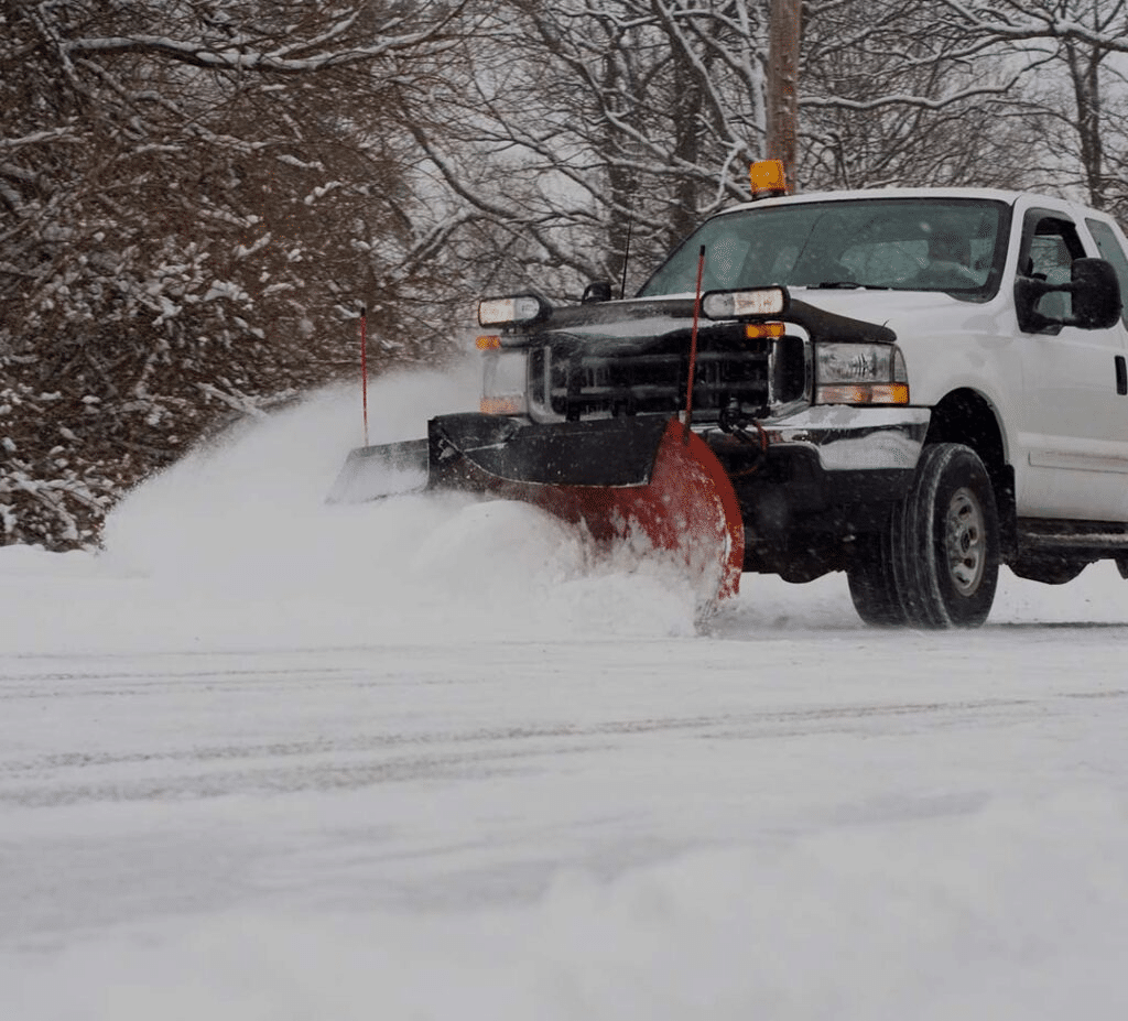 Commercial & Residential Snow Removal - Plowing in Monmouth County