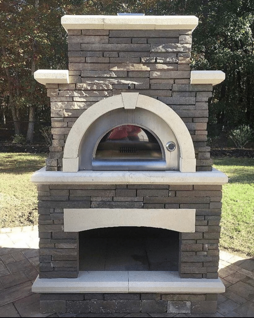 Firepit and Outdoor Fireplace Monmouth County