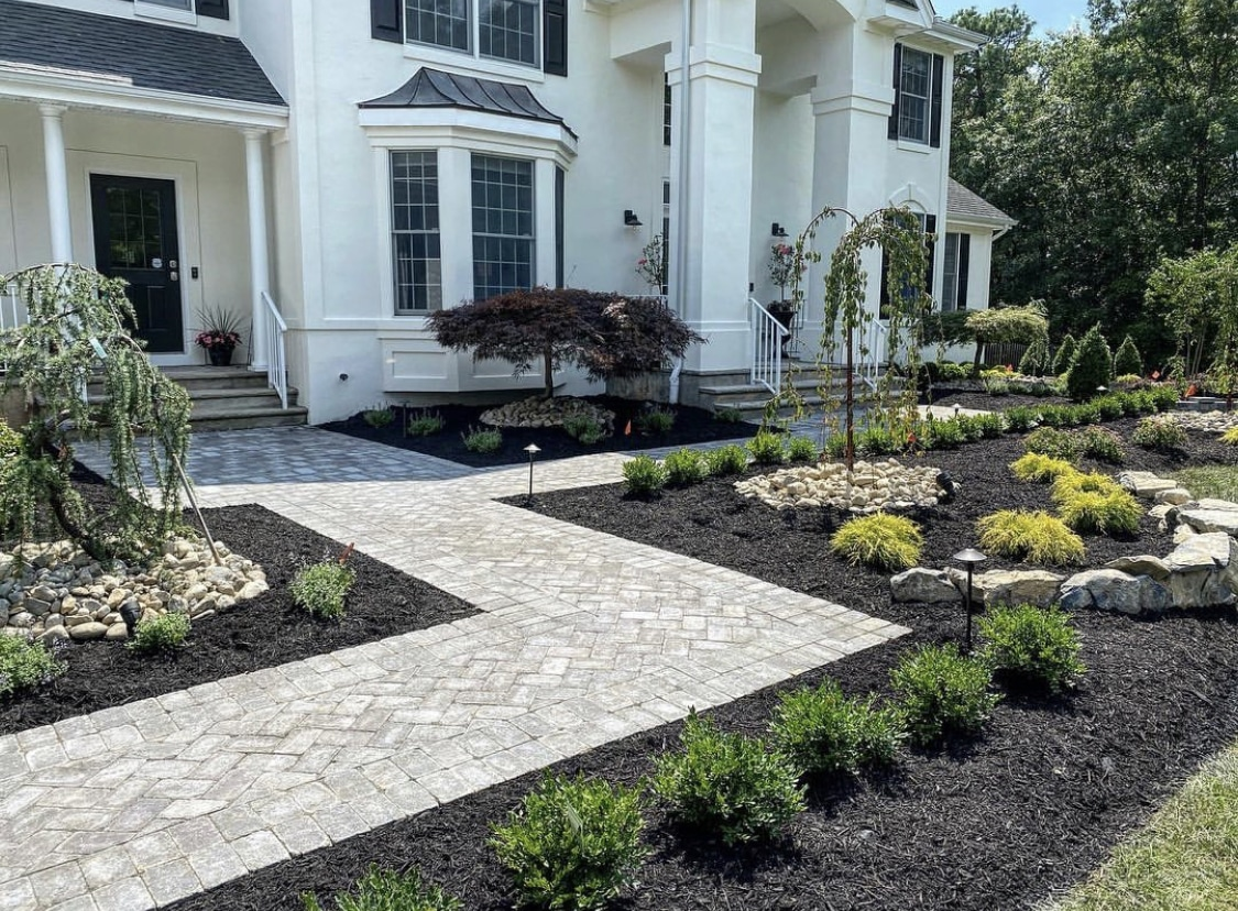 Landscape Design & Installation Monmouth County