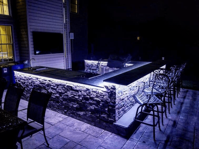 Landscape Lighting Monmouth County