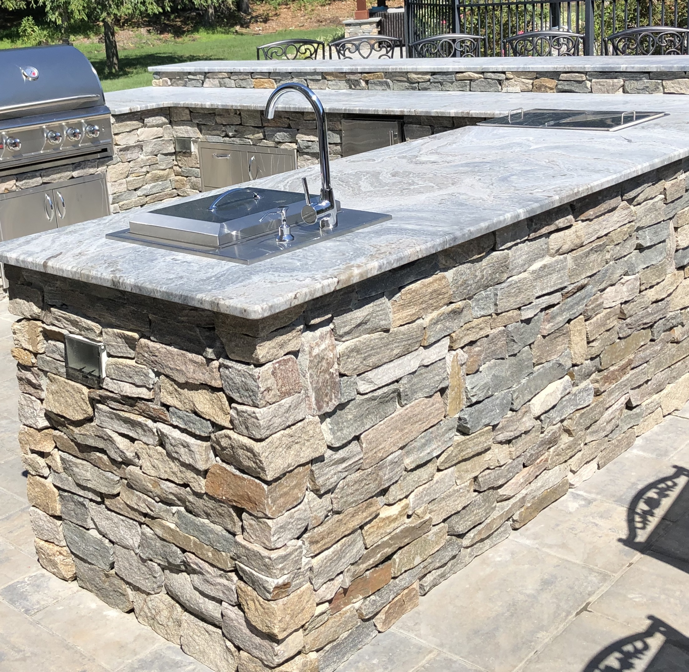 Outdoor Kitchen Monmouth County