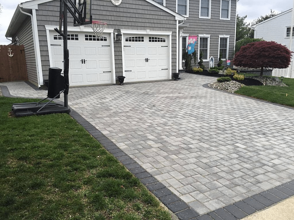 Paver Driveways Monmouth County