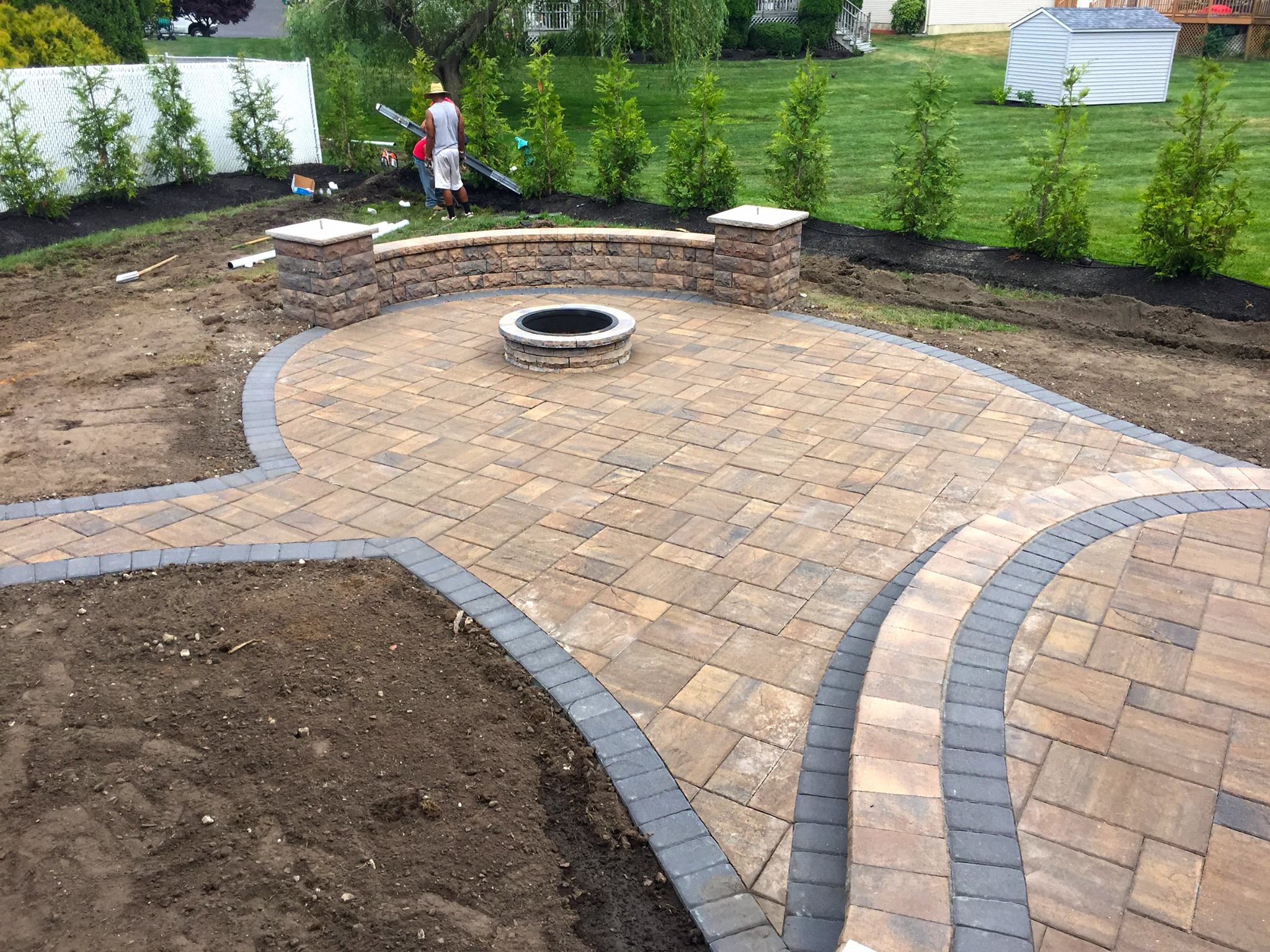 Paver Installation Monmouth County