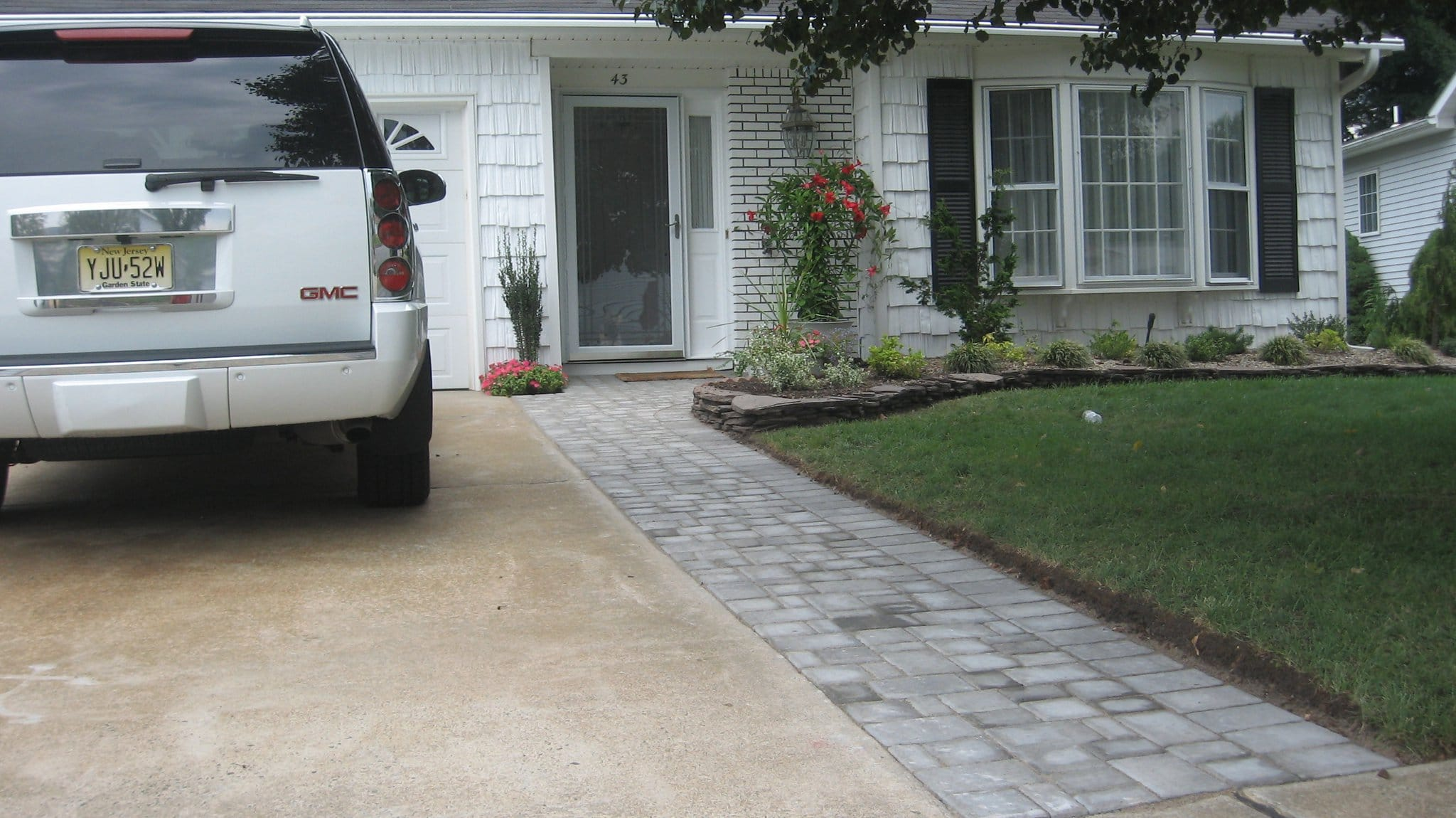 Pavers Near Me Red Bank