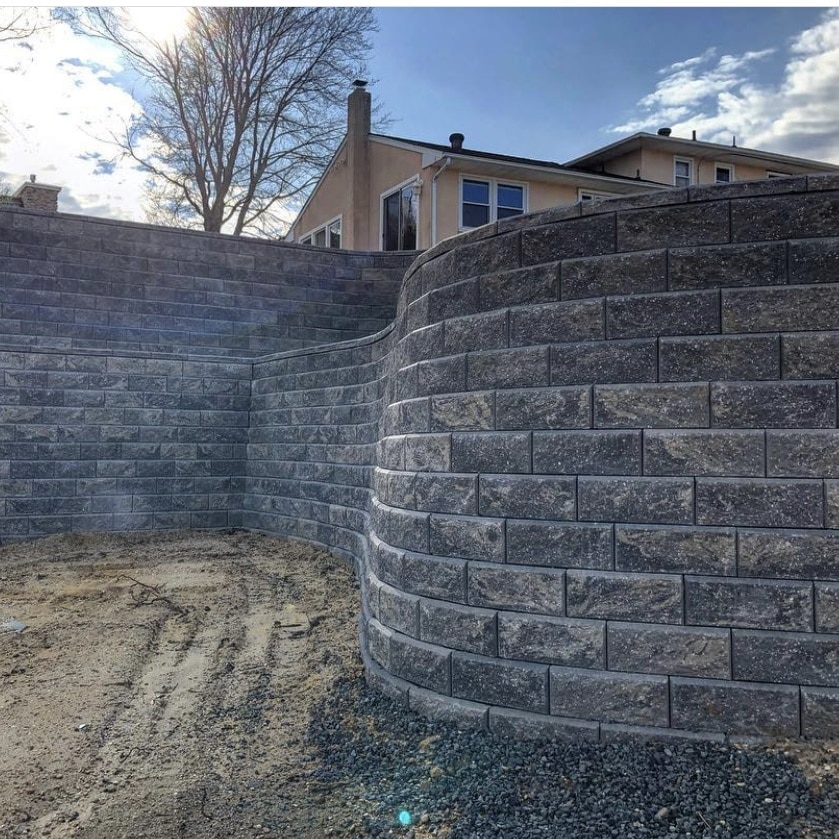 Retaining Wall Monmouth County