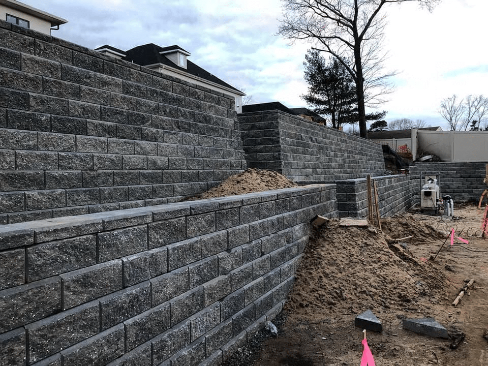Retaining Walls Monmouth County