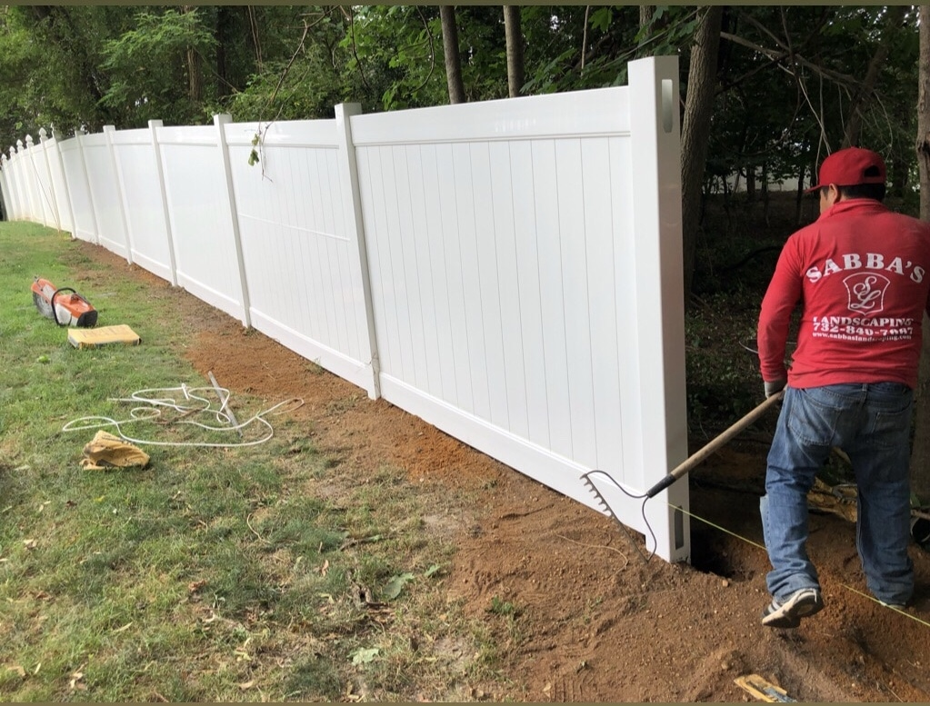 Vinyl Fencing in Monmouth County NJ