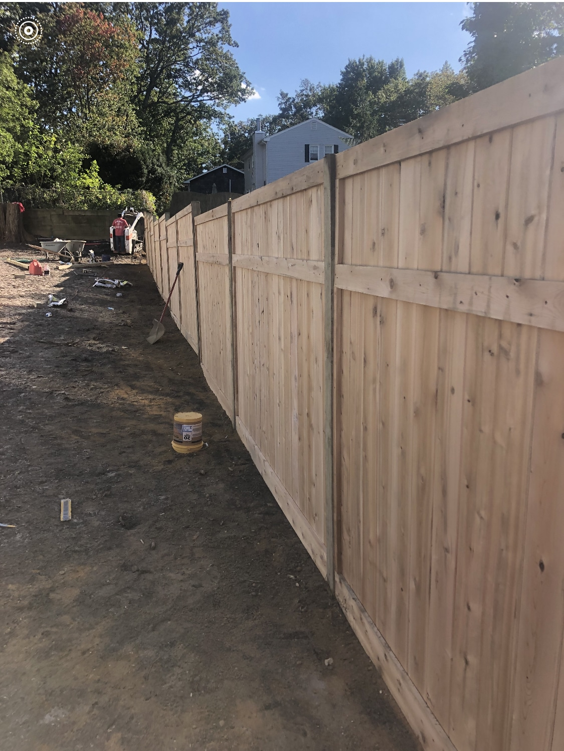 Wood Fencing in Monmouth County